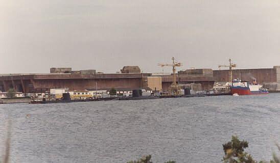 Base Sous-Marine de Kéroman
